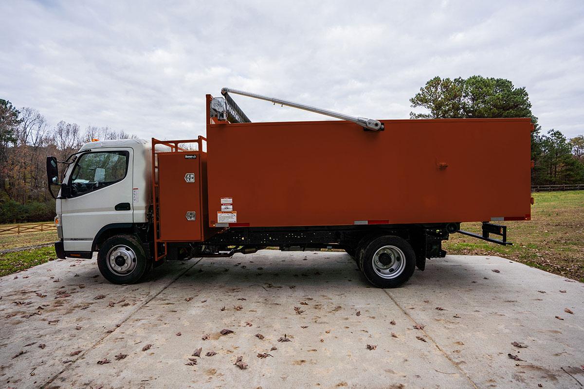 Heavy Equipment Orange